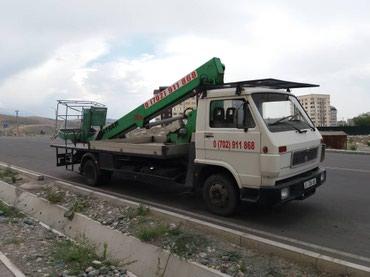 Автовышка MAN 1993г.в 20 в Бишкек