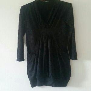 Monica bellucci tamnosiva haljina sa printom, univerzalna velicina. - Ruma