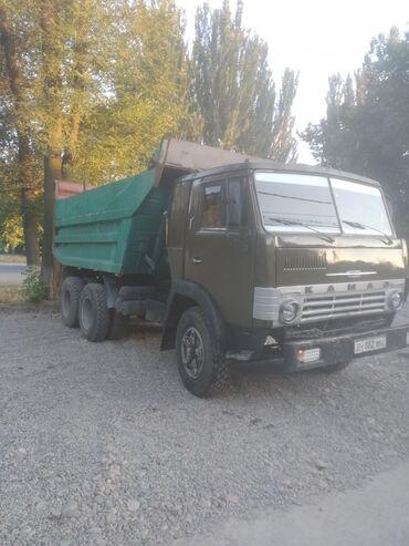 грузовые шины 385 в Кыргызстан: Продаю камаз сос отличный шины новые +прицеп только звоните