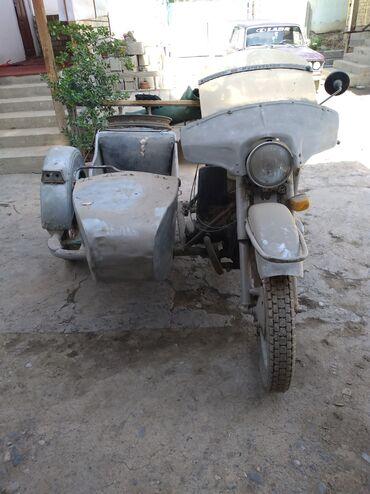 Транспорт - Ноокат: Урал мотоцикл сатылат на ходу акумлятору жок документи бар адрес Ноока