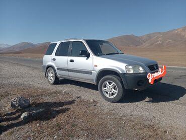 Honda CR-V 2 л. 2001 | 242356 км