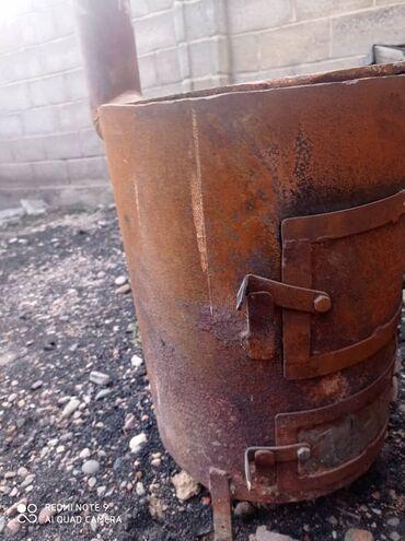 Буржуйка толстый метал,тяжелый.г.Бишкек