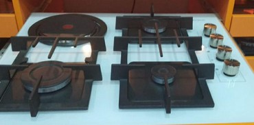Elektronika Tovuzda: Qaz piltesi Silverline, turk mali,ölçü 60st,mebeliçi, resmi