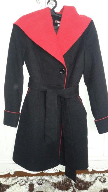 Продаю новую пальто размер 44 в Токмак