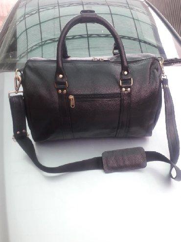 Сумки в Лебединовка: Мужские спортивные дорожные сумки. Из натуральной кожи