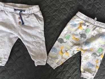 Dečije Farmerke i Pantalone | Zrenjanin: Trenerice, donji delovi, velicina 68, H&M, komad 400 din
