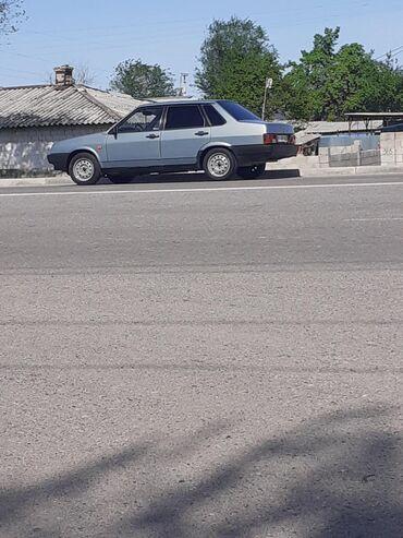 ВАЗ (ЛАДА) 21099 1.5 л. 2002