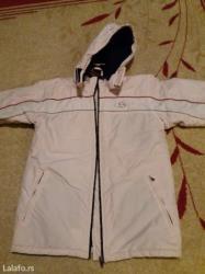 Zimska jakna za devojcice sa kapuljacom koja se skida. Uzrast 8-9 godi - Novi Sad