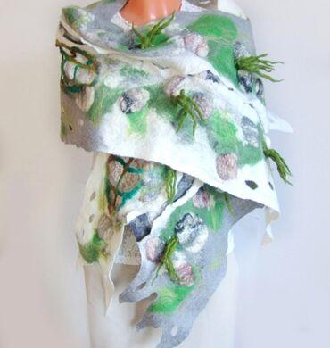 Продаю оптом !!!!!! войлочные шарфы от производителя сделанные из