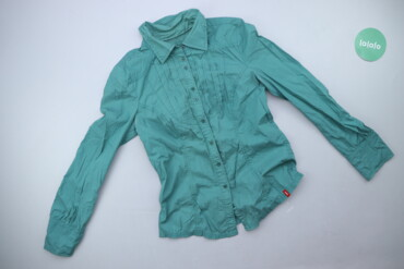 Жіноча яскрава сорочка зі складками Espirit, p. S   Довжина: 61 см Шир