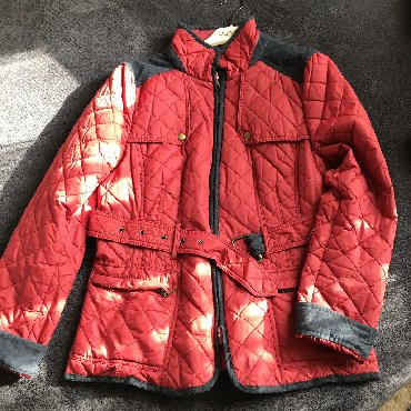замшевые куртки в Кыргызстан: Продаю куртку . Состояние нового цвет сочный и красивый с замшевым