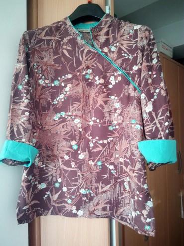 Košulje i bluze | Cacak: Neobično lepa,originalna bluza.Veličina 38