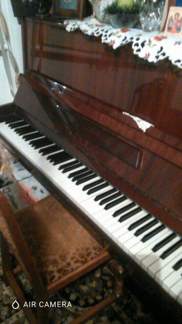 Klaviri, fortepiana | Srbija: Klavir cajka