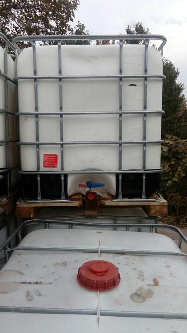 Еврокубы, ёмкость 1000 литров в Бишкек