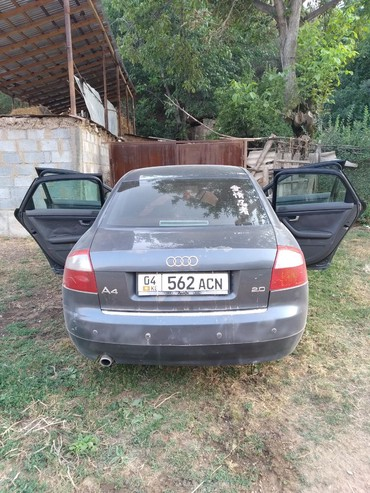 Audi в Массы: Audi A4 2 л. 2001 | 253000 км
