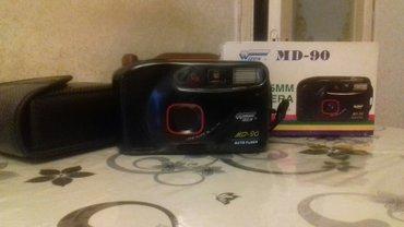 Bakı şəhərində Md 90 fotoaparat işlək vəziyyətdədir. Heç pir problemi yoxdur.