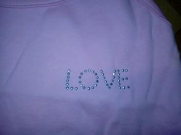 Majica za devojcice u broju 6 nova je - Pozarevac
