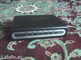 Adi wifi-zis adsl modemler tp-link td-8817 d-link  2520u ztef    831 в Баку - фото 6