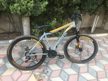 bakı torpaq satışı - Azərbaycan: Tourrein XCS901 29 luq velosiped. 21 sürət. Çox səliqəli istifadə