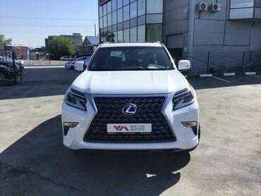 Lexus GX 4.6 л. 2020 | 1 км