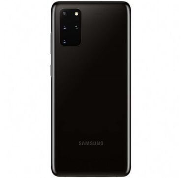 Yeni Samsung Galaxy S20 Plus 128 GB qara