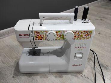 Швейная машинка почти новая, работает идеально. Реальному покупателю