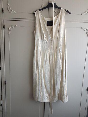 Haljina-ara-univerzalan-broj - Srbija: Zekstrina haljina, jednom nosena, 36 broj
