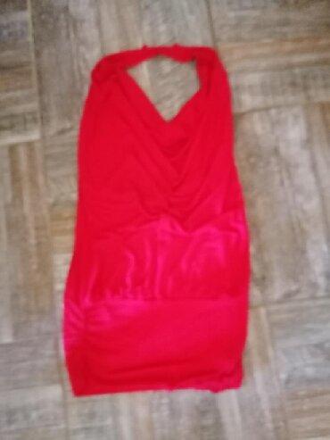 Pamucna haljina sa golim ledjima, vel. S - Leskovac