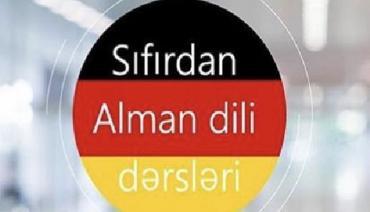 derzi kurslari - Azərbaycan: Alman dili Kurslari mukemmel seviyyede tam zemanetli sekilde size