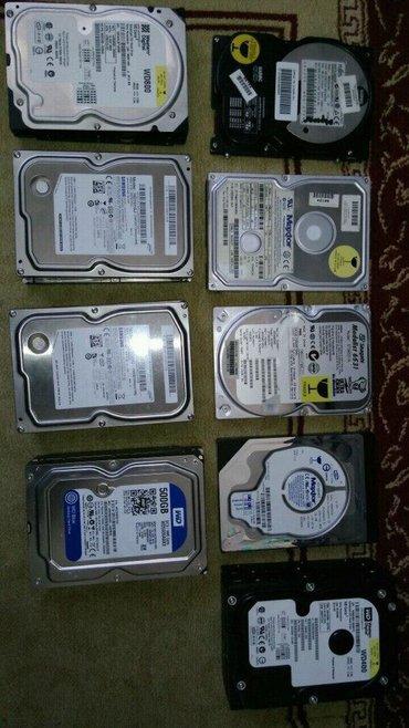 diskler - Azərbaycan: Hard diskler her olcude var.Qiymetler ferqlidir.2 ve daha cox
