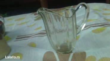 Posuda za mlekooo bez oštećenja  - Cuprija