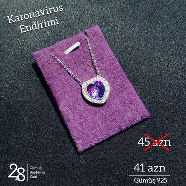 ametist - Azərbaycan: Gümüş sep (ametist qaşlı)