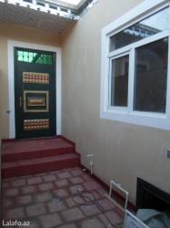 Bakı şəhərində 2 otaq,1 metbext,1 san-qov,evin ozulu beton,yerden 3 dash