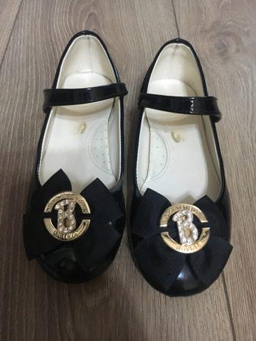 Туфли корейские 29-30 размер,покупали за в Бишкек