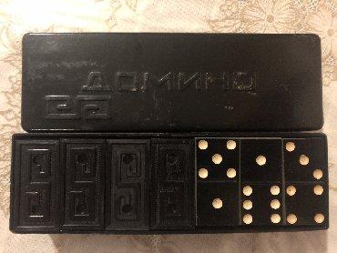- Azərbaycan: Domino antiq sovet dovrune aid ela veziyetdedir xususi dominodur 1950