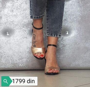 Novi modeli sandala