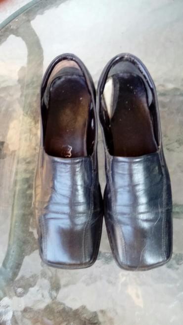 Haljina-laura-kent - Srbija: Italijanske teget ravne cipele ( Laura ferrari), sve koža, br.36
