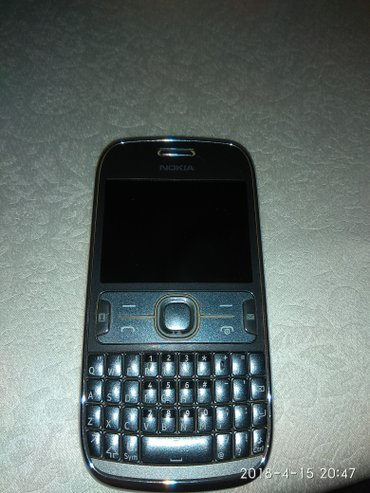Bakı şəhərində Nokia Asha 302  Satilir 70 Azn son qiymetdir.Qiymete gore narahat