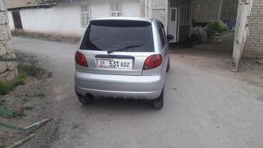 Daewoo Matiz 0.8 л. 2010