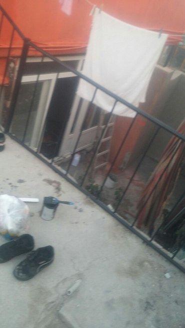 Bakı şəhərində Sabuncuda 1 otaq tam temili kuxnya heyeti hamam tualet.