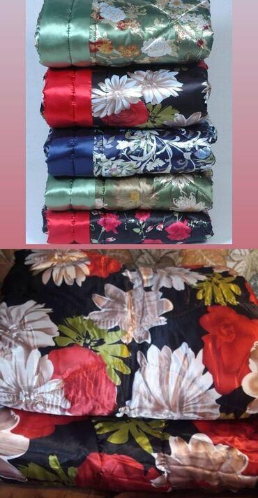 Декор для дома - Кыргызстан: Одеяло шерстяное фабричное не скользит теплое легкое верхняя ткань хб