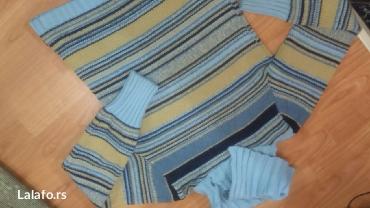 Topao-kaputic-za-zimske-dane-tjs-m - Srbija: Ženski džemper jako lep, bez ostecenja velicina je m-l, odličan za