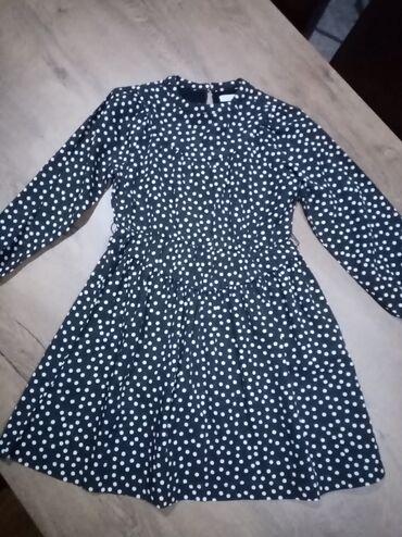 Dečija odeća i obuća - Nova Pazova: Haljina Zara kids vel 9 u odličnom stanju bez ikakvih tragova nošenja