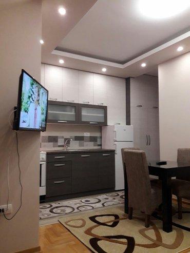 Lux,nov, jednoiposoban stan na karaburmi,kompletno namesten sa novim - Beograd