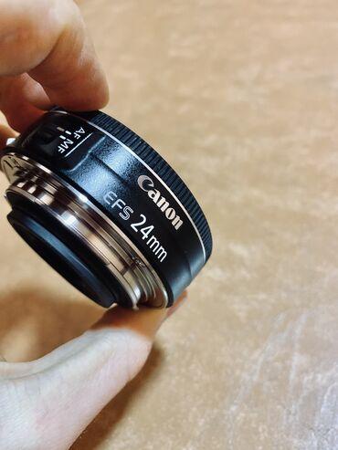 блины в Кыргызстан: Canon 24mm f2.8 в хорошем состоянииОтличный легкий «Блинчик» с Быстрым