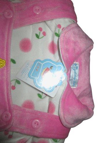 продаю, комбинезон раздельный , для девочки (возраст от 6 мес. ). в Сокулук