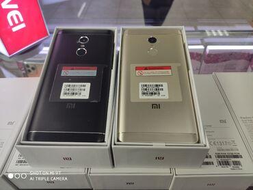 Новый Xiaomi Redmi Note 4X 32 ГБ Черный