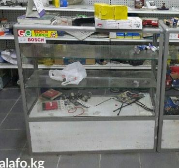 СРОЧНО ПРОДАЮ Ветрину 1м×1м ширина 35 в Бишкек