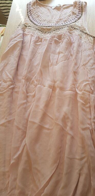 Prljavo roze haljina