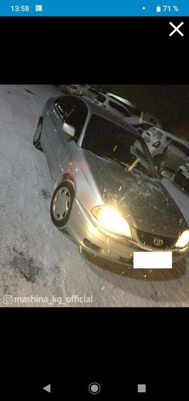 Toyota - Цвет: Серый - Бишкек: Toyota 1.8 л. 2003 | 300300 км